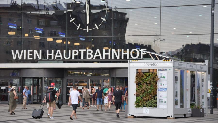 MUGLI am Hauptbahnhof