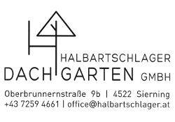 Logo Halbartschlager Dachgarten