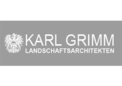 Logo Karl Grimm Landschaftsarchitekten