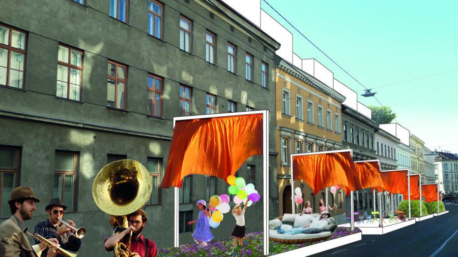 Vorgarten (c) Florian Niedworok - Studio Mannerhatten