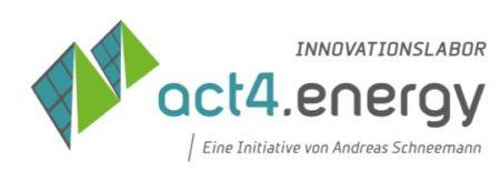 Logo Innovationslabor act4.energy