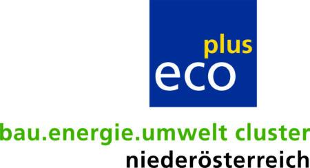 Logo ecoplus Niederösterreichs Wirtschaftsagentur