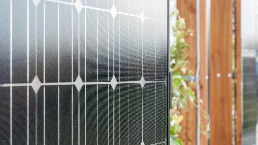 Photovoltaik-Module © Joachim Kräftner