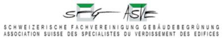 Logo Schweizerische Fachvereinigung Bauwerksbegrünung SFG