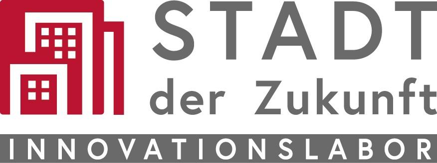 Logo Stadt der Zukunft Innovationslabor