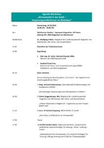 thumbnail of Agenda WS Klimawandel in der Stadt