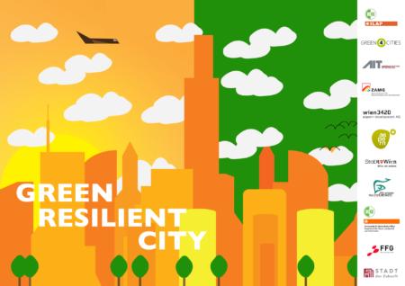 Logo von green.resilient.city