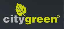 Logo CITYGREEN Gartengestaltung