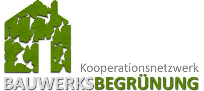 Logo von Netzwerkprojekt BAUWERKSBEGRÜNUNG: International. mittelständisch. interdisziplinär.