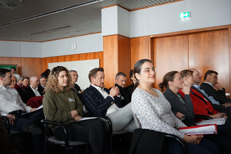 Netzwerkpartnertag_Publikum ©GRÜNSTATTGRAU