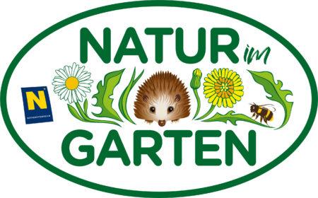 """Logo """"Natur im Garten"""""""