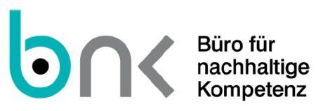 Logo Büro für nachhaltige Kompetenz B-NK GmbH