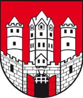 Wappen von visitenkarten bm